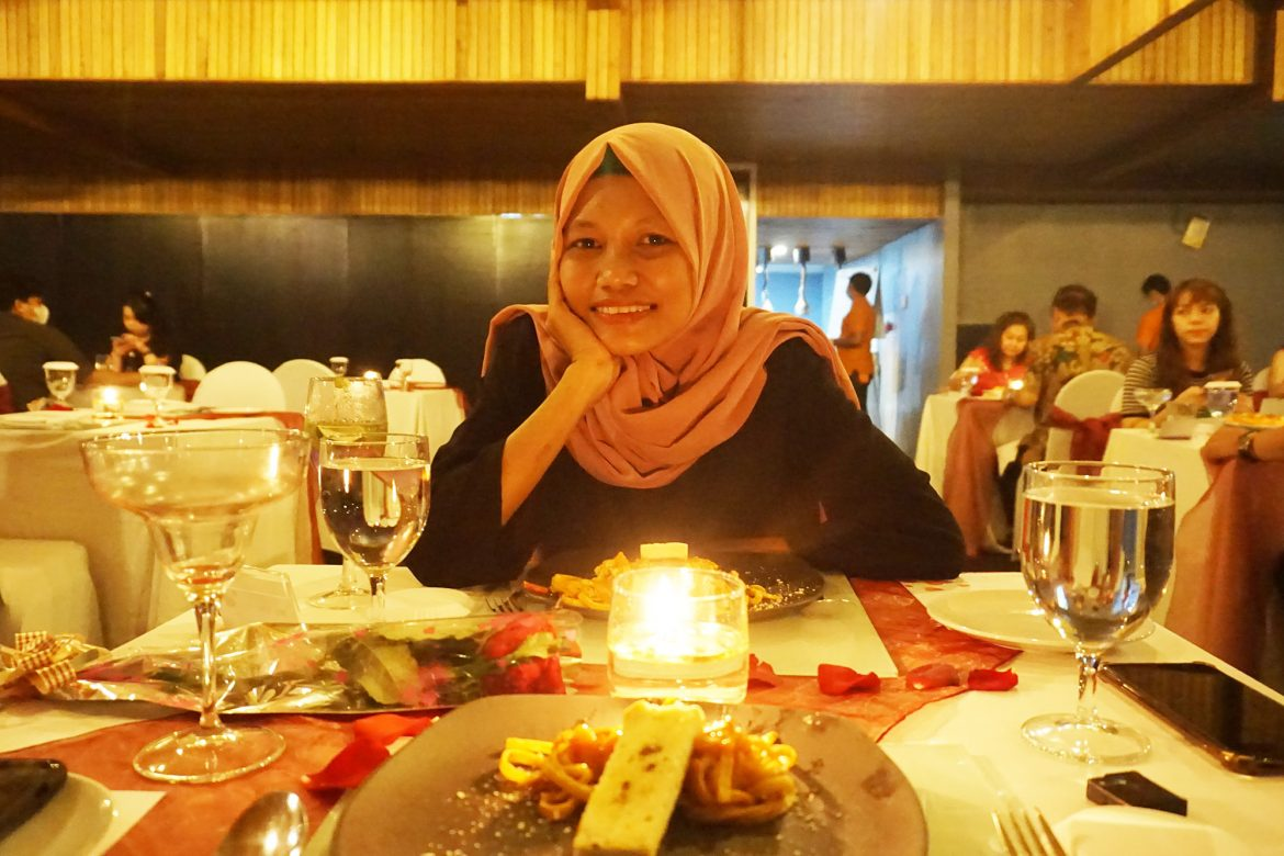 Romantic Dinner di HARRIS Hotel Pontianak